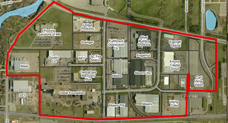 St Cloud Opportunities Industrial Center Commercial Property